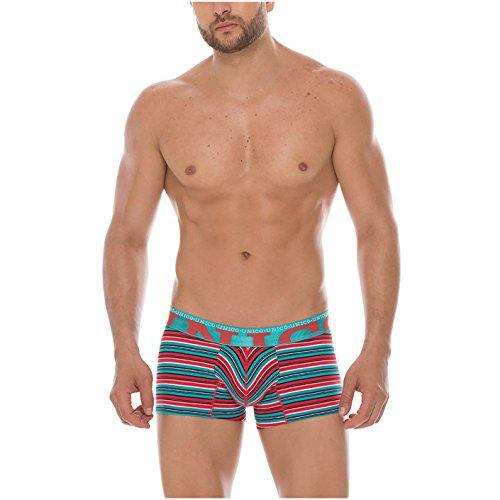 Unico -  Boxer aderenti  - Uomo Multicolore