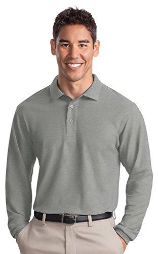 Port Authority -  Polo  -  Vestito modellante  - Uomo grigio - Grigio Cool Grey