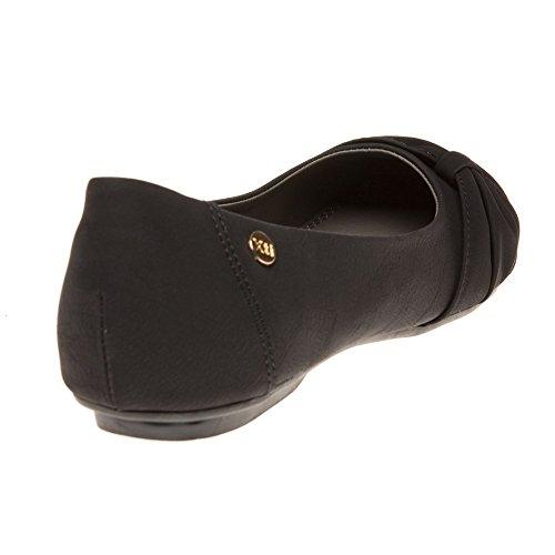 Xti 75706 Damen Schuhe Schwarz Schwarz