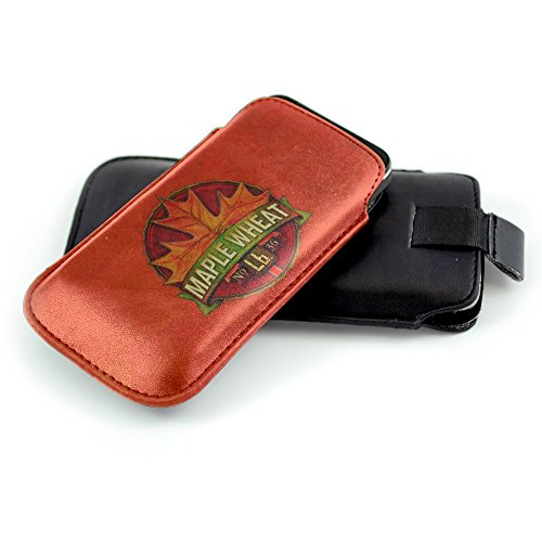 bere-008-maple-wheat-nero-universal-eco-leather-holster-sleeve-slide-in-pouch-with-colorful-design-a