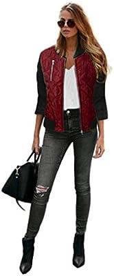 Tongshi Manera de las mujeres chaqueta de la capa de foso del abrigo esquimal Outwear Cardigan