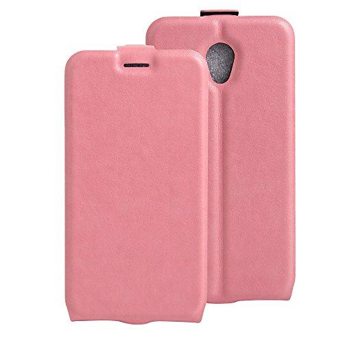 Manyip Téléphone Coque - PU Cuir rabat Wallet Housse [Porte-cartes] multi-Usage Case Coque pour Alcatel One Touch GO Play OT7048X Classique Mode affaires Style(JFC4-7) F