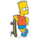 The Simpsons - Figura Bart Los Simpsons (Star Cutouts SC611)