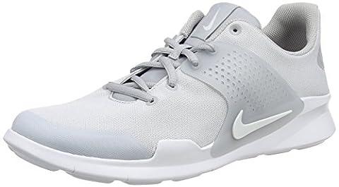 Nike 902813, Herren Low-Top Sneakers, Grau (Wolf Grey/White), 44