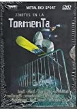 JINETES EN LA TORMENTA - Special edition - metal box - Ski, Wakeboard, Motorcross, and Mountian bike - All Regions