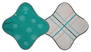 Lodger Nomade Multifonction Polaire Wrapper Jade