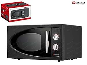 Sq Pro 30 Litre 900 Watt Microwave Oven Black