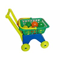 Peterkin UK Ltd Shopping Trolley with Play Food