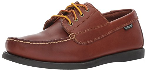 Eastland Men's Falmouth Four Eye Camp Oxford to Men's Falmouth Four Eye Camp Moc Oxford Eye Moc