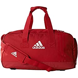 adidas Tiro Tb Bolsa de Deporte, Unisex Adulto, Rojo (Escarl / Rojpot / Blanco), S