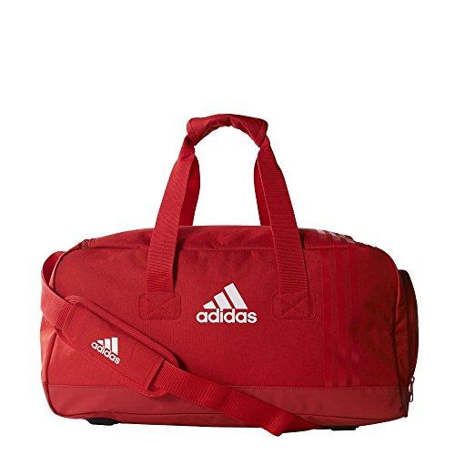 adidas Unisex Tiro S Team-Tasche, 25 x 50 x 25 cm Scarlet/Power Red/White