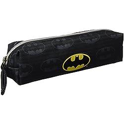 Karactermania 33550 Batman Astuccio, 22 cm, Nero