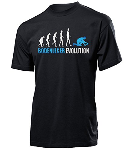 BODENLEGER EVOLUTION 4611(H-SW-Weiss-Blau) Gr. XL