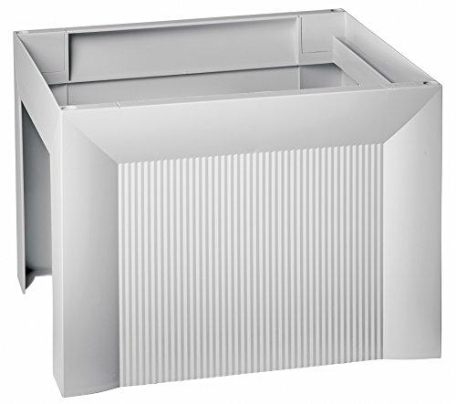HAN Hängemappenregistratur KARAT in Lichtgrau – Stabiles Hängemappen Ablagesystem für bis zu 35 Hängemappen – Stapelbar – 36 x 32 x 26,4 cm (BxTxH)