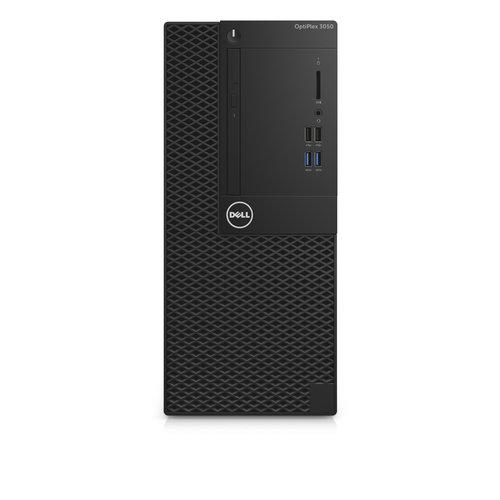 Preisvergleich Produktbild PC Dell OptiPlex 3050,  3, 4 GHz,  i5-7500,  Mini Tower,  Farbe: Schwarz