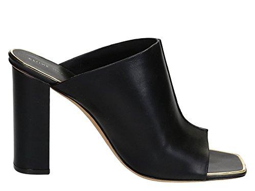 celine-sandali-donna-316463hstc38no-pelle-nero