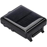 VBESTLIFE Rastreador Localizador GPS + lbs + WiFi Alarma Anti-Eliminación con Pantalla Impermeable IP66 Carga Solar