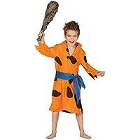 Pedro bambino costume Flintstones 5-6 anni