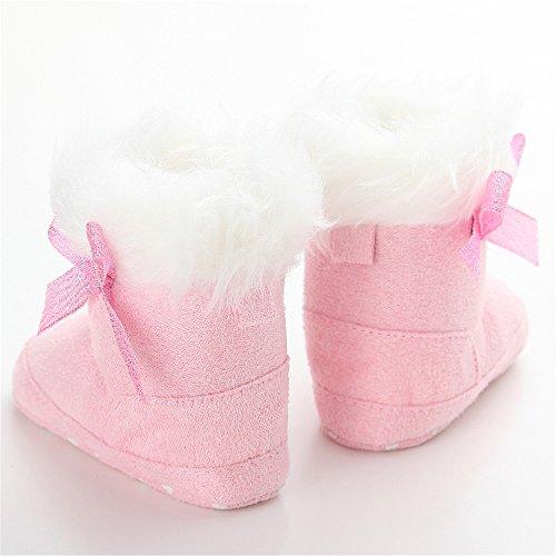 12 Sapatos Bebé Meses Subiu Cáqui Rastejando E 18 Estamico Puschen FvHYqUFxw