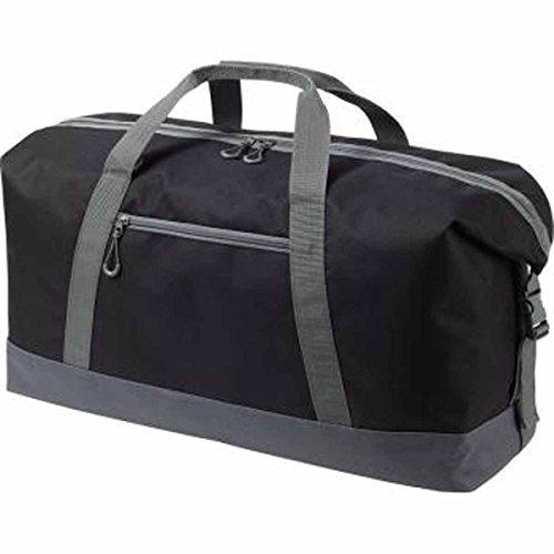 Halfar–Sacchetto di sport–borsa di viaggio–�?808804 nero nero unica nero