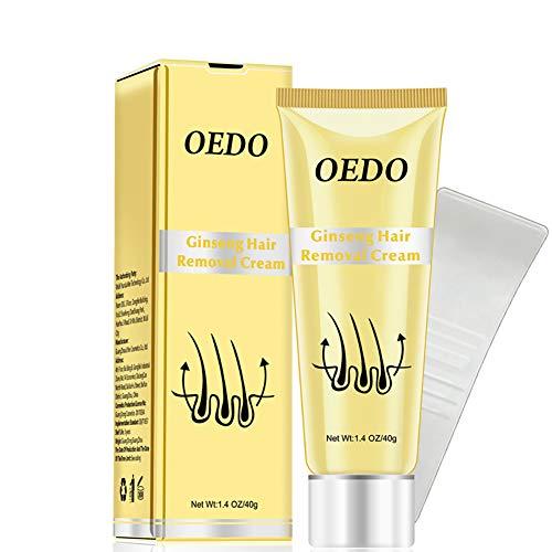 1 STÜCK Enthaarungscreme Haarentfernungscreme Hair Removal Cream Haarentfernung Enthaarungsmittel Schmerzlose Haarentfernung Creme auf Gesicht