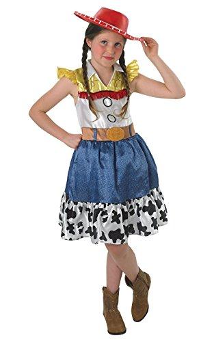 Rubie's Jessie Rock Tween-Kostüm für Kinder, offizielles Produkt, -