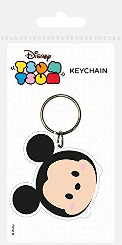 Disney rk38582C tsum Mickey Mouse Gummi Schlüsselanhänger (Gummi Mouse Mickey)