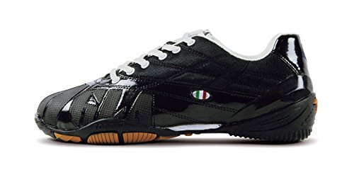 AGLA , Herren Futsalschuhe Black/Black