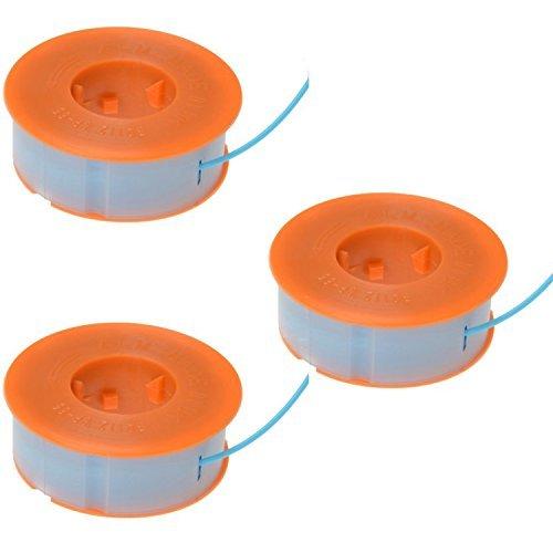 Suds-online Bosch Coupe-bordures Protap Bobine Ligne Art 23 26 30 Combitrim Easytrim Lot de 3