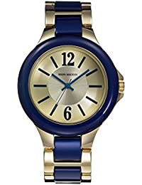 Mark Maddox MP0002-35 - Reloj de cuarzo para mujer color azul