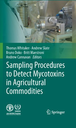 Sampling Procedures to Detect Mycotoxins in Agricultural Commodities (English Edition)