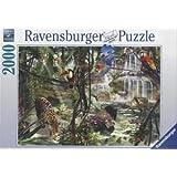 Ravensburger Spieleverlag Ravensburger 16610 - Dschungelimpressionen Puzzle 2000 Teile