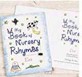 SIG Personalised My Book Of Nursery Rhymes (Softback)