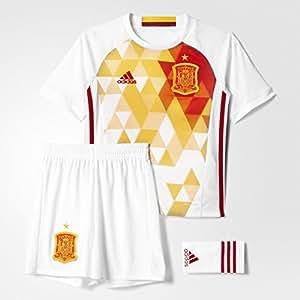 adidas Kinder Fußball/Auswärts-ausrüstung UEFA EURO 2016 Spanien Mini