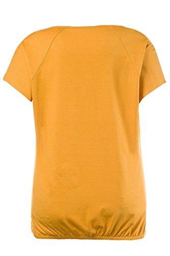 GINA_LAURA Damen V-Shirt 711019 Mango