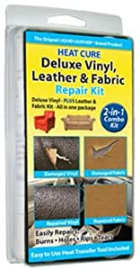 Quick 20 Leather and Vinyl Repair Kit with Mends Tears, Cuts, Holes and Burns
