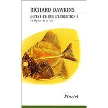 Qu'est-ce que l'évolution ? Le fleuve de la vie