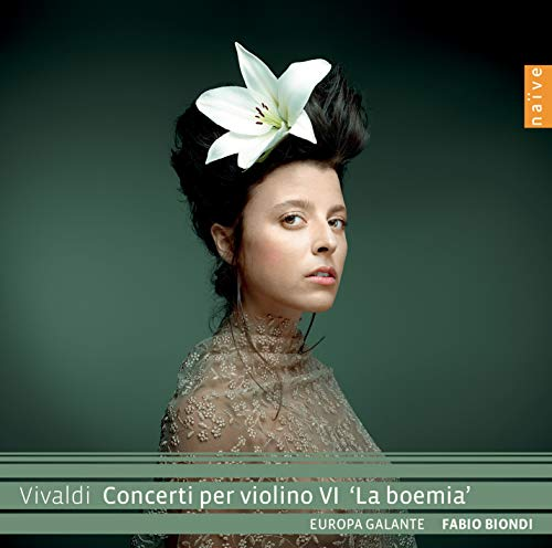 Vivaldi Concerti Per Violino VI 'la Boemia