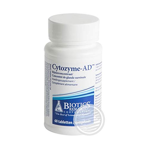 Cytozyme-AD 60 Tbl von Biotics Research