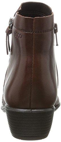 Brown visone Ecco Ladies 35 Touch Boots w8wPI4q