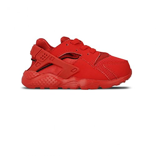 Nike Unisex Baby Huarache Run (TD) Sneaker, Rojo (University Red/University Red), 22 EU (Nike Schuhe Für Baby-mädchen-größe 4)