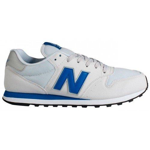 Calzado New Balance Gm500mmw, Hombre Blanco / Azul