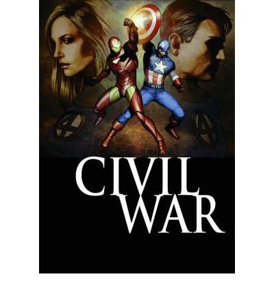 Civil War: Fantastic Four TPB (Graphic Novel Pb) by Mike McKone (Artist), J. Michael Straczynski (9-May-2007) Paperback