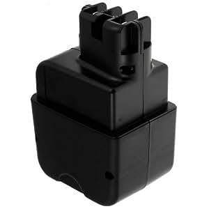 Batterie pour coupe bordure sans fil Metabo HS A 8033 3000mAh NiMH