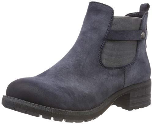 Rieker Damen 96864 Chelsea Boots, Blau (Pazifik 14), 36 EU