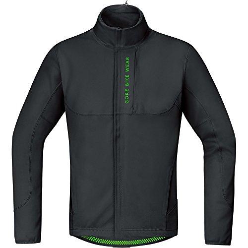 GORE BIKE WEAR Herren Thermo Mountainbike-Jacke, GORE WINDSTOPPER Soft Shell - 3