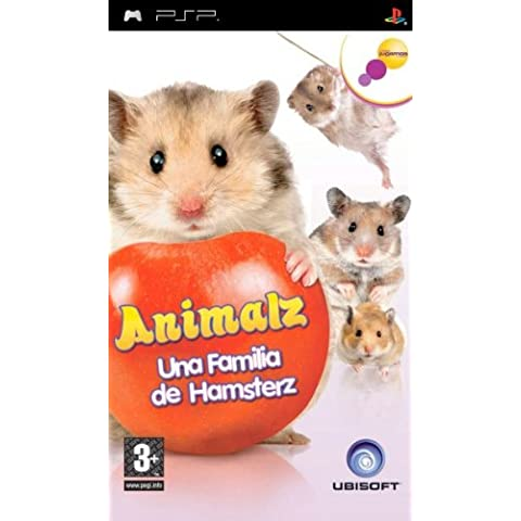 Animalz Una Familia De Hamsterz Psp Essentials