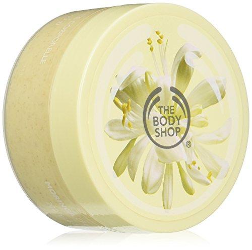 Il unisex Body Shop Moringa Scrub corpo, Moringa Scrub corpo 200 ml, 1-pack (1 x 200 ml)