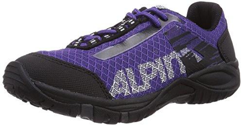 ALPINA - 680318, Scarpe da escursionismo Unisex - Adulto Viola (Violett (lila))