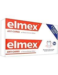 Elmex dentifrice anti-caries 2 x 125 ml